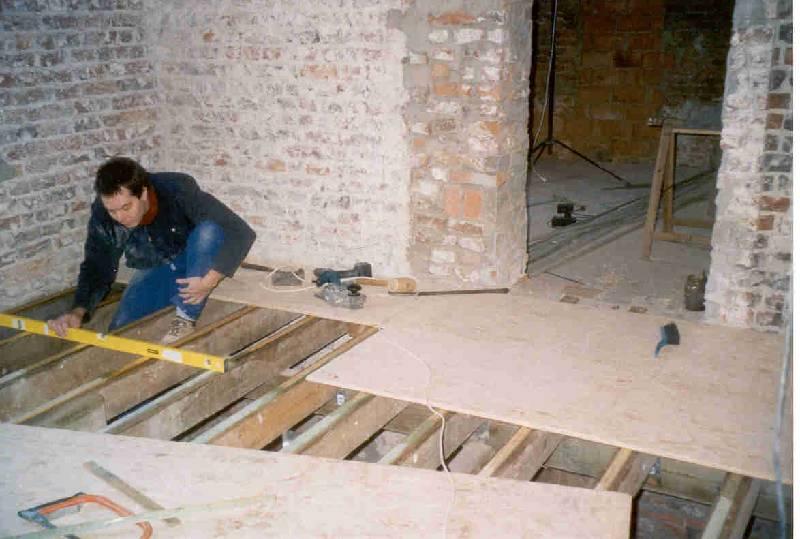 De werken deel 9 - Scheiding houten ...